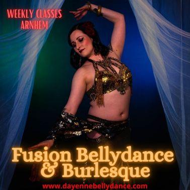 Fusion Bellydance & Burlesque (3)